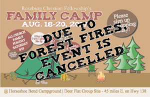 thumbnail of Faimily Camp PosterCANCELLED 2017
